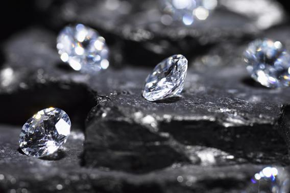 Organizações: o resultado das forças exercidas sobre os seus elementos, tal como o carvão e o diamante são apenas carbono