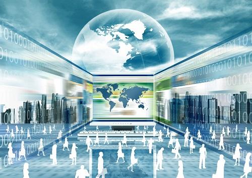 Um novo mundo, digitalmente conectado